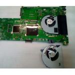 Замена кулера и замена термопасты в ноутбуке