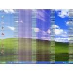 Искажения изображения, появились полосы, квадратики на экране