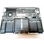 Замена аккумуляторных батарей в macbook