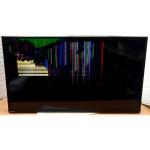 Замена разбитого экрана в телевизоре