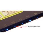 Промигивает индикатор заряда, при включенном зарядном устройстве